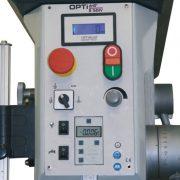 B 34 HV   Mogućnost izrade navoja, digitalni pokazivač dubine bušenja i broja obrtaja