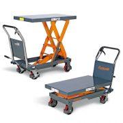 Hidraulični stolovi za montažu