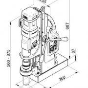 mab1300-techzeichnung
