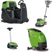 Mašine za pranje i poliranje tvrdih podova